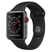Apple Watch Series 3 Gps +  4G 38Mm Aluminio Gris . . .