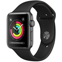 Apple Watch Series 3 Gps 38Mm Aluminio Gris . . .