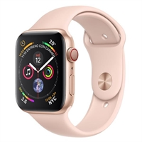Apple Watch Series 4 Gps +  Cellular 44Mm Aluminio . . .