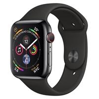 Apple Watch Series 4 Gps +  Cellular 44Mm Acero . . .