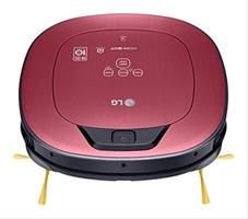 Aspirador Robot Lg Vr9624pr Wifi Rojo Metalizado