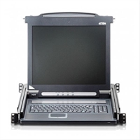 Aten 17 Lcd Console (Usb -  Ps/ 2 . . .