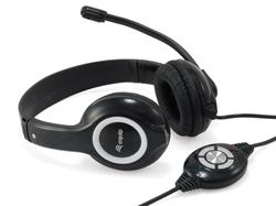 Auriculares Equip 245301 Usb Con Cable Con . . .