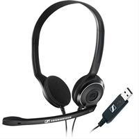 Auricular Sennheiser Pc 8 Usb+ Micrófono Estéreo
