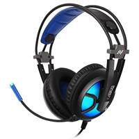 Auriculares Abkoncore B581 Gaming Virtual 7. 1 Rgb . . .