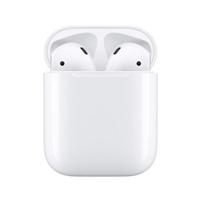 Auriculares Apple Airpods V2 Blanco Bluetooth Con . . .