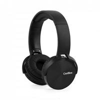 Auriculares Coolbox Coolmetal Bluetooth Con . . .