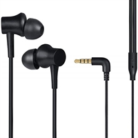 Auriculares Xiaomi Mi Basic Negro