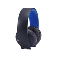 Auricularesmicro Wireless Sony Ps4 Gold Negros