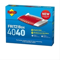 Router Fritz!Box Avm 4040 Wifi Ac 1300.  . . .