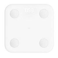 Bascula Xiaomi Mi Body Con Pantalla Led Blanca
