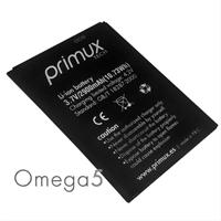Batería Smartphone Primux Omega 5 2900Mah
