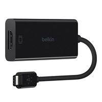 Belkin Usb- C To Hdmi Adapter. 4K @60Hz. Black Outlet