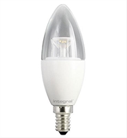 Bombilla Led Integral Candle E14 6. 5W 2700K 470Lm . . .