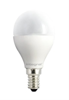 Bombilla Led Integral Mini Globe E14 6. 7W 2700K . . .