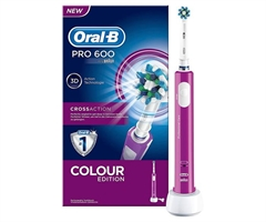 Braun Oral- B Pro 600 Crossaction . . .
