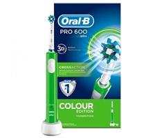 Braun Oral- B Pro 600 Crossaction . . .