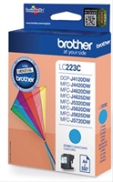 Brother Cyan Ink Cartridge Blister