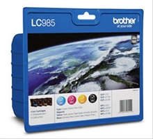 Brother Ink Cartridge Lc985valbp   . . .