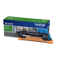 Brother Tn- 247C Jumbo Toner Cyan . . .
