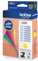 Brother Yellow Ink Cartridge . . .