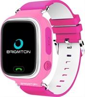 Smartwatch Brigmton Kids Bwatch- Kids Rosa