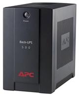 Apc Back- Ups 500Va. Avr. Iec Outlets Eu Medium