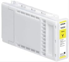 Epson Cartucho Inyeccion Tinta Amarillo 350Ml Surecolor- T/ 3000/ 5
