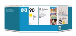 Hp Inc Hp Ink Cart/ No 90 Yellow . . .