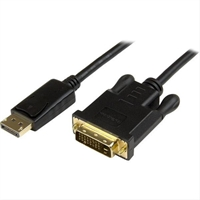Cable Adaptador De Displayport A Dvi Startech