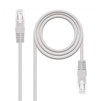 Cable De Red Nanocable Ethernet Rj45 Cat. 6 Utp . . .