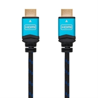 Cable Hdmi V2. 0 4K 60Hz 18Gbps.  Am- Am.  Negro 1M . . .