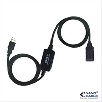 Cable Nanocable Usb 2. 0 Prolongador Con . . .