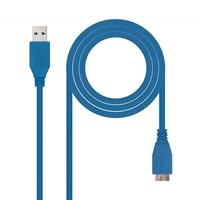 Cable Nanocable Usb 3. 0 A Micro Usb 3. 0 Tipo . . .
