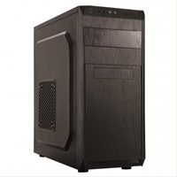 Caja Coolbox Semitorre Atx Apc- 35 Con Fuente De . . .