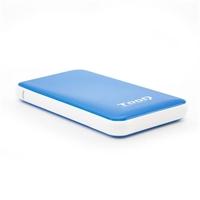Caja Externa 2. 5´´ Sata Tooq Azul . . .
