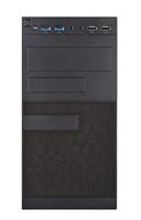 Caja Mill Matx Unyka Negra Fa. 500W 2Xusb3. 0
