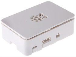 Caja Para Raspberry Pi 3 Blanca