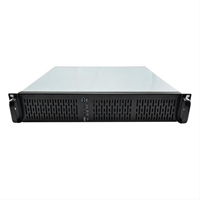 Caja Rack 19´´ 2U Unyka 2129 Grey/ Black Usb 3. 0