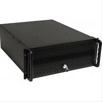 Caja Rack 19´´ 4U Uk4129 Unyka Negra