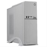 Caja Slim Microatx Unyka Uk- 2007 450W Blanco