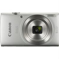 Camara Foto Gráfica Canon Ixus 185 Plateada
