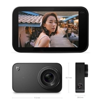 Camara Xiaomi Mi Action Camera . . .