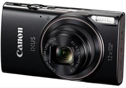 Canon Ixus 285 Hs Black            . . .