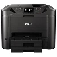 Canon Maxify Mb5450 Mfp 600X1200dpi  24/ 15. 5Ppm . . .
