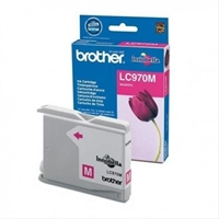 Cartucho Brother  Lc970 Magenta