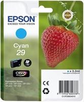 Cartucho De Tinta Epson 29 Cyan