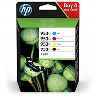 Cartucho De Tinta Hp 953Xl Pack De . . .
