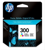 Hewlett Packard Cartucho Color Hp 300 Para Multifuncion F4280
