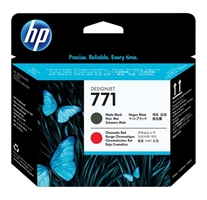 Hp Inc Hp No 771 Matte Black/ Chr . . .